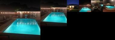 Spacious Pool House