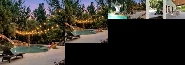 Sleeps 15 - Hidden Bleu Tropical Mansion on Acre
