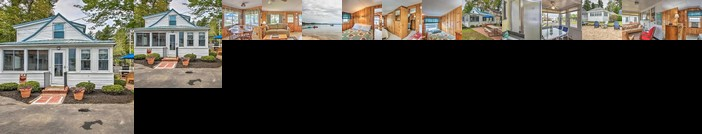 Sebago Lake Cottage w/ Patio + Beach Access