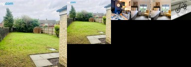 Queens Meadow - 3 Bedroom House - Sleeps up to 6 - Great for business and leisure