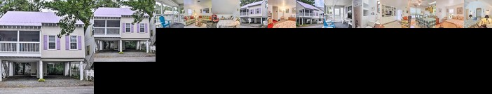 Bethany Beach Cottage w/Porch 400yds to Beach