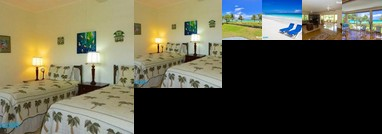 On Seafront Cook/Housekeeping Gated Community 7 Beds 4 Bdrms JhV25