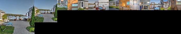 'Osprey Cottage' South Freeport Home On Casco Bay