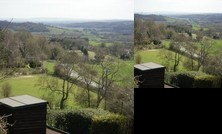 Incredible views over the North York Moors