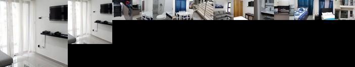 Apartamento con piscina tres habitaciones