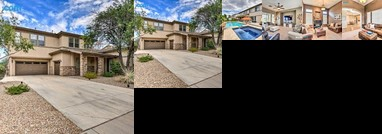Modern 4 400 Sq Ft Queen Creek Home w/ Oasis