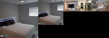 Ultra Modern 1 Bedroom Condo