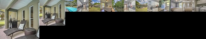 'Pointe Of View' Dunnellon House W/ Private Pool