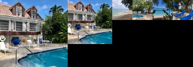 ON THE SEA Dudley Wood 4 Bed 4 Bath Gibbes Beach