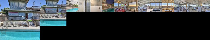 Modern Hillside Estate w/ Private Pool & View