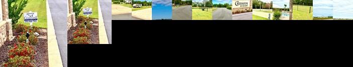 RV Lot 43 @ Creekside RV Resort Foley AL