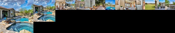 NEW-Phoenix Resort Home w/Private Pool & Casita