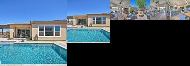 Peoria Home w/Private Pool & Hot tub Mins to Golf