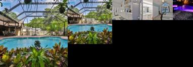 Cypress Lake Pool Home