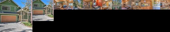 Spacious Pine Mtn Club Cabin w/Game Room+Deck
