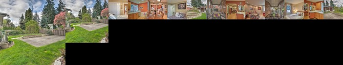 Craftsman-Style Home 6 Miles from Downtown Seattle