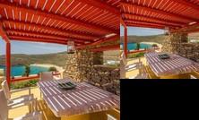 Villa Jolene in Agios Sostis-Kikis Tavern 3Bed- Pool